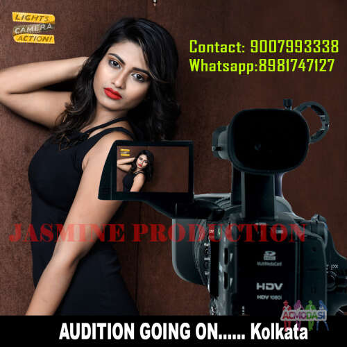 New Male & Female Artists Required for Upcoming Bengali Movie