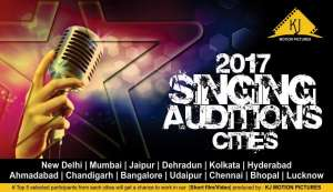 Announcement 2017 Singing Auditions