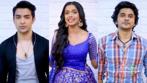 "zee tv running tv show "" dil ye ziddi hai--collage student characters casting"
