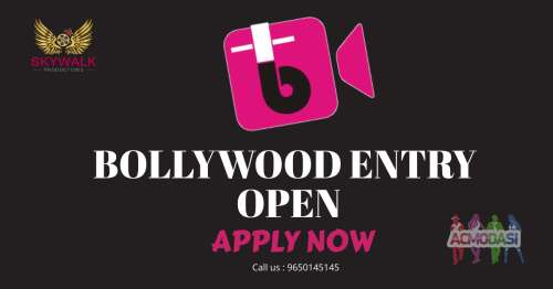 Open Audition For Modelling, Web Series & Bollywood