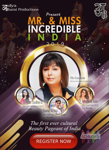 Mr & Miss Incredible India 2019